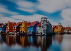 Persfoto VRIJDAG Expositie Reitdiep (fotoVRIJDAG) Tags: vrijdag groningen reitdiep westerkwartier foto photo water huizen haven fotografie photography