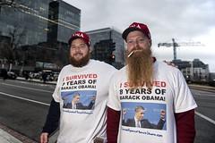 Survivors (Blinkofanaye) Tags: trump inauguration protests 12017 usa washingtondc president obama 8 years survived