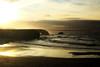 playa las islas (-Luisfer-) Tags: playa islas ribadeo galicia puestadesol atardecer dorado color españa spain sea beach islandbeach luisfer luisferfoto