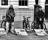 Buddhist Protest, London (john Truman) Tags: protest london china buddhist buddha falun gong falungafa