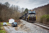 Clear Fork Branch (Peyton Gupton) Tags: ns norfolk southern 787 clear fork branch clairfield kopper glo
