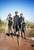 ethiopia - omo valley (mauriziopeddis) Tags: mursi africa ethiopia etiopia ritratto portrait reportage sky omo valley people ethnic etnia tribal tribù canon leica
