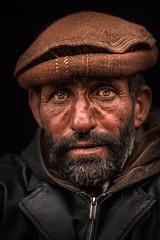 AFGHANISTAN, Wakhi man (on explore) (silvia.alessi) Tags: portrait man afghan people afghanistan eyes ngc