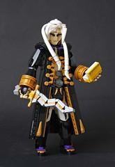 Robin (Pate-keetongu) Tags: lego moc character robin ssb4 fireemblem