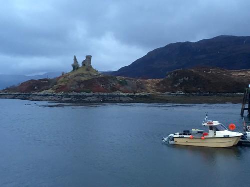 Kyleakin, Isle of Skye - 31-12-2016