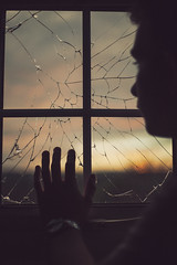 Broken Realities 22/365 (Elliot Tratt) Tags: portrait portraits teen teenage teenager canon eos 5d 5d2 sun sunset cloud clouds silhouette silhouettes person people indoor inside indoors outside outdoors 2017 365 22