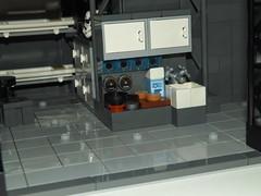 DSCF2225 (Nilbog Bricks) Tags: star wars lego moc minifigures stormtrooper base barracks