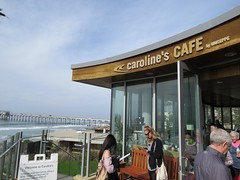 Caroline's Cafe  for lunch (aking1) Tags: sandiego california unitedstates
