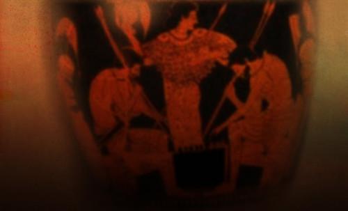 "Petteia - Ludus Latrunculorum  / Iconografía de las civilizaciones helenolatinas • <a style=""font-size:0.8em;"" href=""http://www.flickr.com/photos/30735181@N00/32522195515/"" target=""_blank"">View on Flickr</a>"