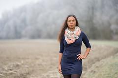 Michaela (ecker) Tags: feld frau kleid linz outdoor portrait porträt schal umgebungslicht wiese availablelight dress naturallight portraiture woman sony a7 fe85mmf14gm sel85f14gm