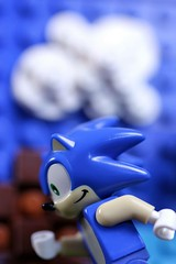 Sonic the Hedgehog Lego Vignette (jamie.muller73) Tags: vignette legovignette lego sonicthehedgehog sonic