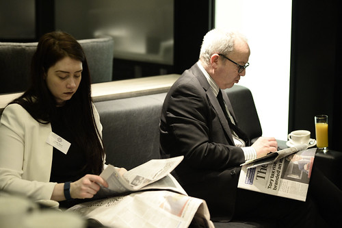 The Herald Budget Briefing Event 2017 -JS. Photo by Jamie Simpson