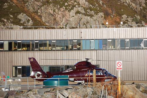 Aerospatiale SA365N Dauphin, G-PDGN