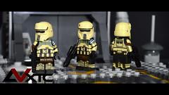 Shore Trooper - Star Wars Rogue One (AndrewVxtc) Tags: lego star wars custom stormtrooper shoretrooper scarif trooper rogue one waterslide decals andrewvxtc
