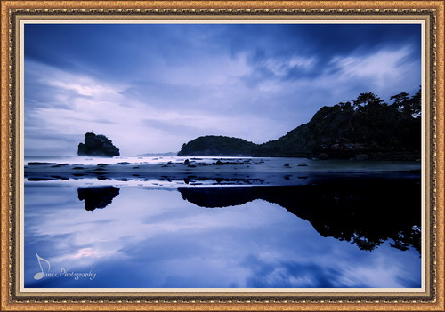 Blue Hours Reflections