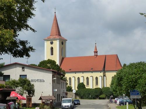 Libosovice - Kostel sv. Prokopa