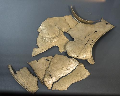 Bronze bell cuirass from Svetlen