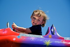 At the Fair! (kellimatthews) Tags: carnival summer oregon happy toddler colorful child fair countyfair lanecounty