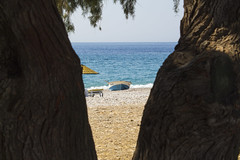 _MG_0693 (ezgi_kardelen) Tags: sea tree beach aegean deniz kum datca güneş ağaç kumsal tekne dalga plaj palamutbükü