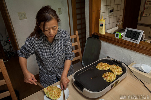 Japońskie okonomiyaki
