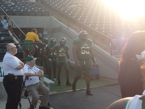 "Longview vs. Lufkin Aug. 28, 2015 • <a style=""font-size:0.8em;"" href=""http://www.flickr.com/photos/134567481@N04/20985238985/"" target=""_blank"">View on Flickr</a>"