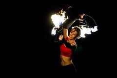 Fire Spinning (Jonas Powell) Tags: light night photoshop fire dance lowlight university vermont connecticut sony low adobe powell wesley middletown pyro jonas wesleyan lightroom prometheus nescac a6000 pyromiac