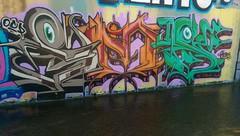 AEMS ocp (beengraffin) Tags: yard graffiti sandiego tunnel piece ocpk ocpc