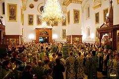 63. The solemn All-Night Vigil / Праздничное вечернее богослужение