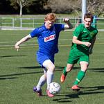 Petone FC v Victoria University 2