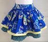 royal twirl skirt (littlegirlPearl) Tags: blue butterfly handmade skirt twirl amybutler littlegirlpearl