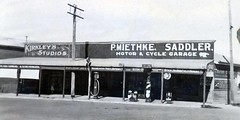 Paul Miethke shops and saddlery.....cnr Nerang and Garden Street, Southport, Qld (Aussie~mobs) Tags: shop australia business queensland southport gardenstreet saddlery nerangstreet paulmiethke
