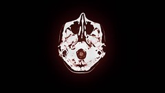 Human Brain MRI Scan - Creative Commons Footage (znichka.footage) Tags: people brown black eye vertical digital skull idea healthy technology display body head ct computers file brain science scan equipment medical health human doctor xray anatomy animation nerve medicine concept frontal visual phase showing exam healthcare tool cortex temporal magnetic rendered mri cerebral tomography resonance cerebellum occipital lobe diagnostics
