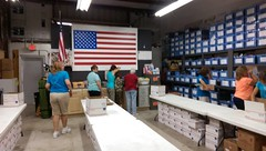 """Sponsored Packing Event with Lake Worth Columbiettes • <a style=""""font-size:0.8em;"""" href=""""http://www.flickr.com/photos/58294716@N02/21898998804/"""" target=""""_blank"""">View on Flickr</a>"""
