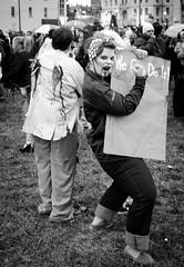 We Can Do It! (robert.j.bruner) Tags: halloween costume lexington kentucky ky parade thriller