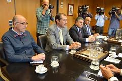 Reunião PSD/CDS-PP com a CAP