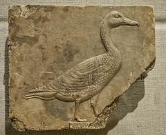 Votive Relief of a Goose Egypt Ptolemaic Period 304-30 BCE Limestone (mharrsch) Tags: bird animal ancient egypt maryland baltimore goose relief 4thcenturybce votive waltersartmuseum 1stcenturybce 3rdcenturybce 2ndcenturybce ptolemaicperiod mharrsch