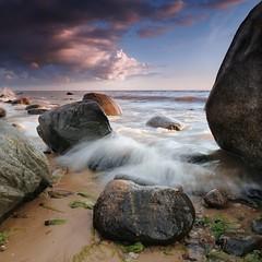 Riga Coast, Latvia. Photo by Alexey Melsitov