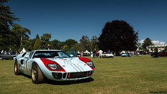 GT40. (Nicomonaco73) Tags: ford gt 40 gt40 le mans 2015 wilton house supercars american cars muscle d7100 worldcars