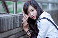 AI1R6218 (mabury696) Tags: portrait cute beautiful asian md model mina lovely  70200 2470l auo          asianbeauty    85l  1dx      5d2  5dmk2 2
