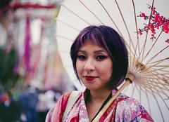 Tanabata Matsuri 2015 (abnercestari) Tags: mamiya film festival mediumformat asian japanese 645 chinatown fuji cloudy bokeh liberdade oriental matsuri tanabata mamiya645 80mm liba filmphotography 2015 f19 overcasted 80mmf19 160ns fuji160ns
