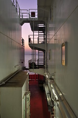 Onboard... (Gunnar Eide) Tags: ocean sea sailing ship transport maritime shipping onboard tanker tankers odfjell