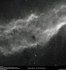 California Nebula NGC1499 (alastair.woodward) Tags: california sky blackandwhite abstract black texture monochrome night canon stars outside 350d mono photo budget background derbyshire border surreal nebula astrophotography goto pro astronomy lunar derby cfa ngc1499 skywatcher heq5 st80 150p astrometrydotnet:status=solved qhy5lii debayered astrometrydotnet:id=nova1336409