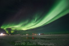 ABC_5649s (savillent) Tags: november sky snow canada storm ice night clouds dark stars landscape photography lights solar nikon nocturnal northwest space alien north nwt arctic astrophotography freeze rush aurora midnight flare remembrance northern universe saville lunar climate territories borealis 2015 xfile geomagnetic tuktoyaktuk