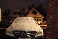 IMG_4335 (schwarzer_64) Tags: auto schnee winter mercedes stern landschaft weiss