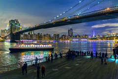 NY Waterway (Arutemu) Tags: canon6d 35mm 6d america american brooklyn brooklynbridge canon downtownmanhattan dumbo eos6d eastriver manhattan midtownmanhattan ny nyc newyork sigma sigma35mm sigma35mmart sigma35mmf14 sigma35mmf14dghsmart sigma35mmf14a sony us usa barge boat bridge city cityscape docks f14 ferry landscape lens light lights lowlight lowermanhattan night nighttime nightshot nocturnal nocturne perspective pier riverfront ship sky skyline tourism tourists urban view waterfront 曼哈頓