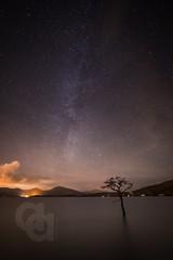 Millarochy Milky Way (Ayrshire & Arran Photo (Richard Cottrell)) Tags: longexposure nightphotography sky night stars scotland skies trossachs lochlomond milkyway millarochy millarochybay