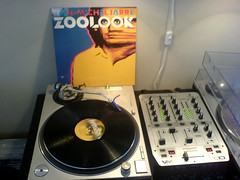 Jean-Michel Jarre - Zoolook (DJ Zyron) Tags: music dj vinyl turntable lp record jarre