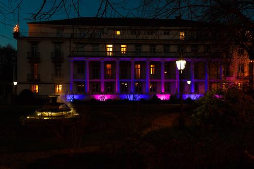 Radisson Blu Badischer Hof Hotel Baden-Baden
