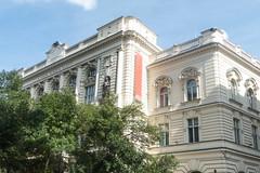20160919 Budapest, Hungary 03514 (R H Kamen) Tags: budapest easterneurope hungary pest architecture bank buildingexterior builtstructure rhkamen