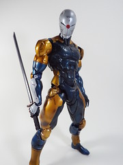 Gray Fox (Matheus RFM) Tags: grayfox cyborgninja metalgear playarts